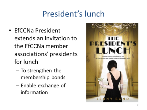 presidentslunch